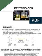 TRANSESTERIFICACION DIAPOSITIVAS final.pptx