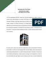 Bitacora Historia Cultura