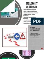 Controles Y Tableros ( Ergonomía)
