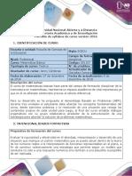 Syllabus Del Curso Matemática Básica