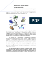 Administracion Cliente-Servidor1