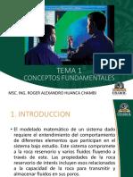 conceptos de simulacion y  modelos de reservorios