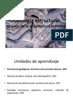 Geología Estructural_clase 1
