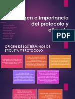 EXPO Protocolo