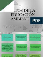 Línea Del Tiempo Hitos de La Educación Ambiental (1)