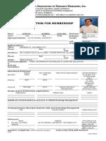 ApplicationFormrevised07 2018(Dr.rommelVerecio)