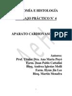 Guía de TP 4° Anatomía e Histología FFYB