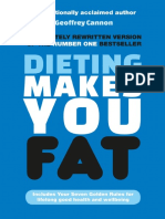 Dieting Makes You Fat - Geoffrey Cannon
