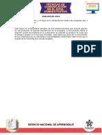 Análisis de Caso - Juan David (1) Lorena Moncada Quintero 1 Actividad