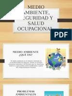 Diapositivas de Medio Ambiente