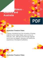 freedom riders australia - week 2 tuesday