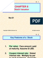 1.Stock Valuation