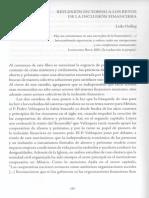 Reflexión en Torno a Los Retos de La Inclusión Financiera_LeÏla Oulhaj