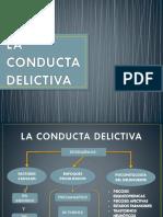 Diapositivas de Conducta Del Delincuente