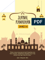 Jurnal Ramadhan 1440H by Md13