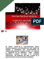 PSICOMOTRICIDAD MUSICAL