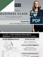 E-Commerce for Top Brands - Robertz Constantin