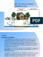 Clase 4_Introducción_Disposiciones Del RIDAA