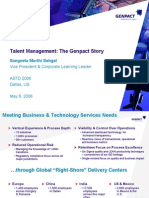 26987155 Talent Management the Genpact Story