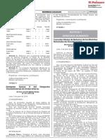 Cancelan Titulos de Notarios de Los Distritos Notariales de Resolucion Ministerial No 0218 2019 Jus 1775682 1