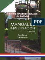 Manual de Investigación
