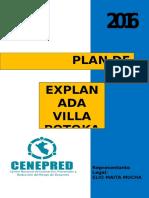 Plan Contigencia