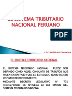 344872778 Clase 1 Sistema Tributario Peruano