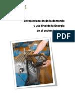 Art. Abr12 - Caracterizacin de La Demanda y Usos de La Energa en El Sector Industria