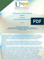 ENTREGABLE 3 LA TECNOLOGÍA Y LA REVOLUCIÓN_Jenny Alexandra Mendez.pptx
