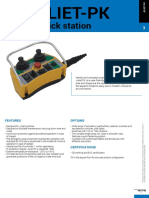 Joystick Station Juliet-PK