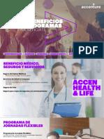 Benefits Accenture