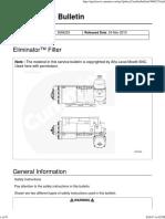 Eliminator™ Filter
