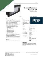ControlRepeater Panel M 4_3
