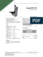 Loop M X H