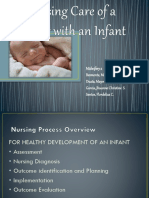Nursing Care of a Family With an Infant
