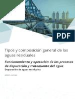 01tipos y Compociciones Generales de Las Aguas Servidas