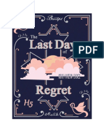 Last Day of Regret Preview