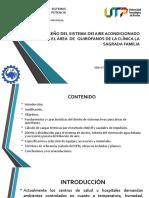 Diseños Generales para facilidades de un Quirófano nivel B