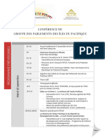 Programme Prévisionnel de La Conférence Du GPIP 04092019 - PUBLIC