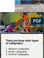 Contemporary-Arts-12-Calligraphy.ppt
