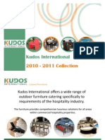 Kudos International Range 2010-2011