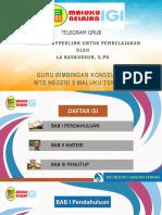 PELDA HIPERLINK Telegram Grub Maluku Belajar