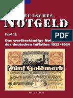 Mueller Notgeld Band 12 Klein