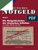 Mueller Notgeld Band 4 Klein