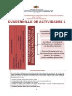 Bth Cuadernillo de Actividades M-3