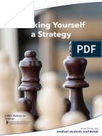 Cooking Yourself a Strategy