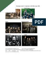 Metal Bulletin Zine 187