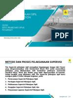 Presentasi Supervisi Pekerjaan Sipil Pondasi & Tower Erection SUTT