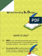 UBD Revised 52610
