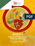Buku 1 - OJK Dan Pengawasan Mikroprudensial